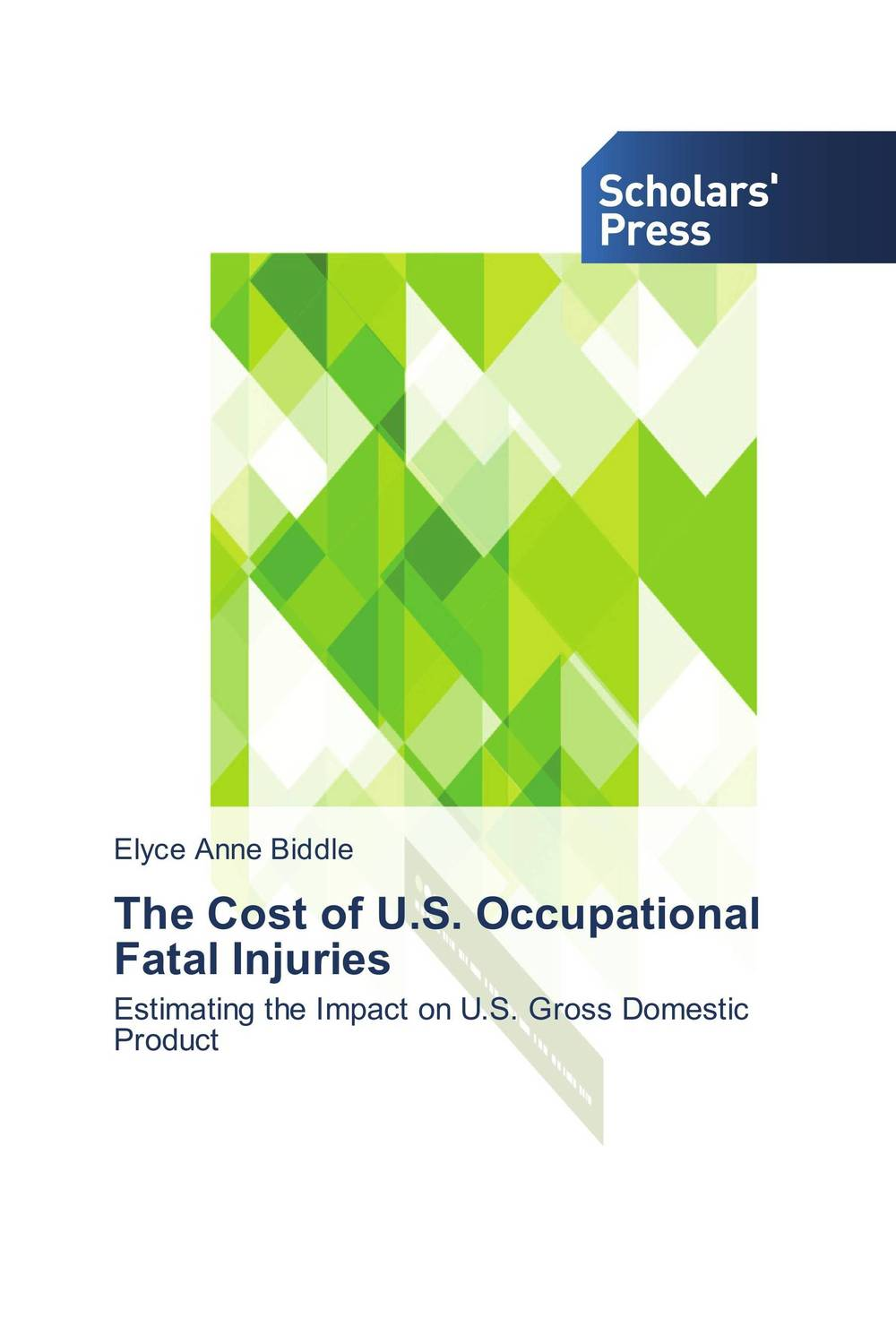 The Cost of U.S. Occupational Fatal Injuries arlene walker the application of the psychological contract to occupational safety