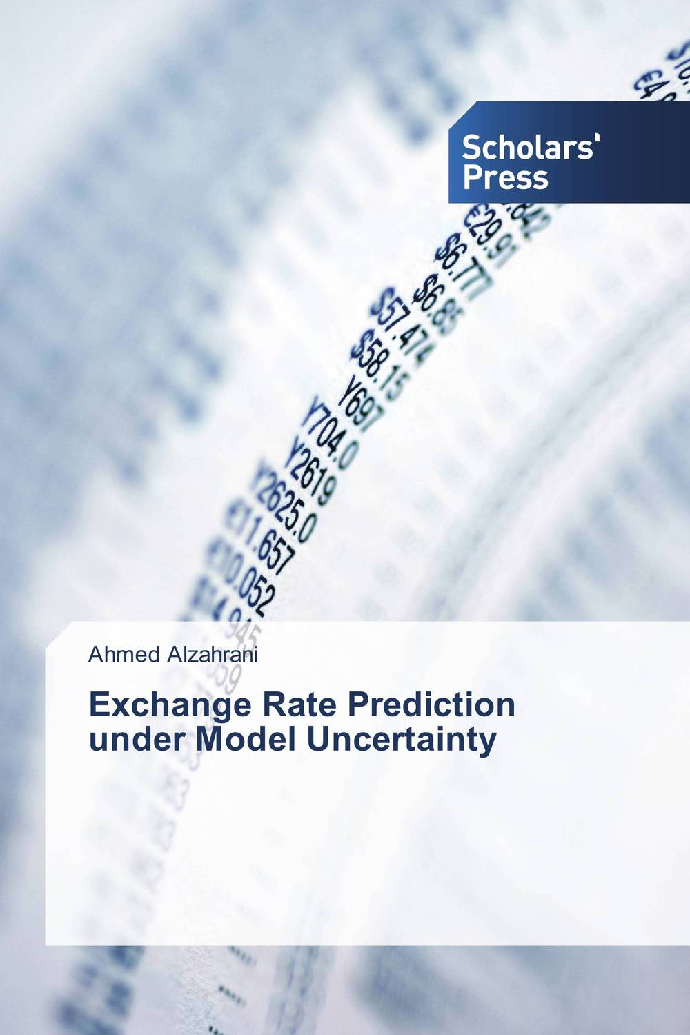 Exchange Rate Prediction under Model Uncertainty lh officer an econometric model of canada under the fluctuating exchange rate