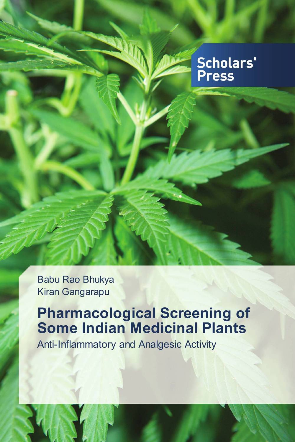 Pharmacological Screening of Some Indian Medicinal Plants arumugam madeswaran computational studies of anti inflammatory activity of some flavonoids