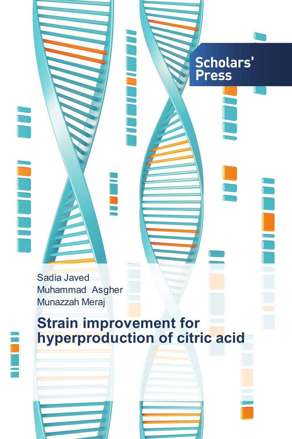 Strain improvement for hyperproduction of citric acid electrolytic conductance of citric acid