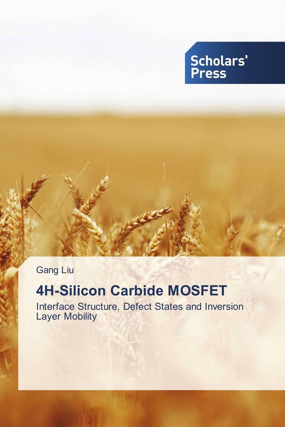 4H-Silicon Carbide MOSFET ligia gheorghita passivation kinetics at semiconductor interfaces