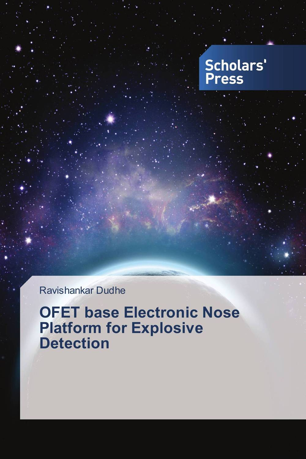 OFET base Electronic Nose Platform for Explosive Detection electronic nose for robots