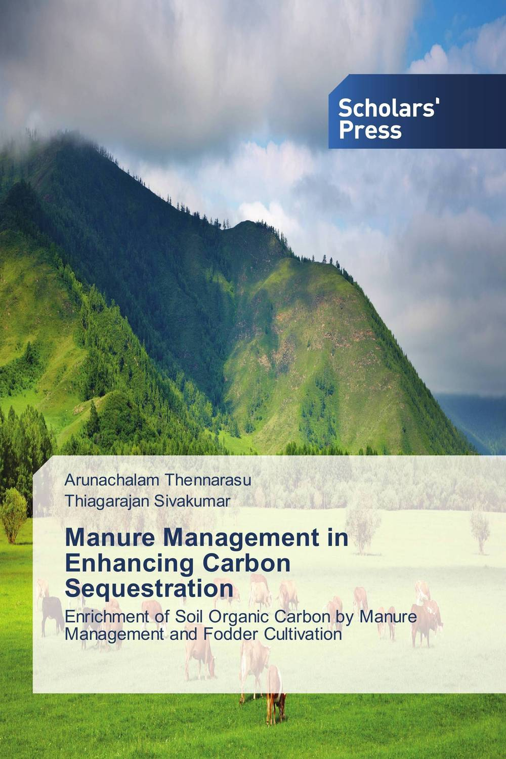 Manure Management in Enhancing Carbon Sequestration gnanasekar s and chandrasekhar c n carbon sequestration in multipurpose tree species at seedling stage