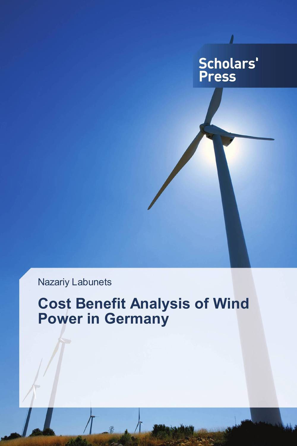 Cost Benefit Analysis of Wind Power in Germany pharmaceutical innovation incentives competition and cost benefit analysis in international perspective