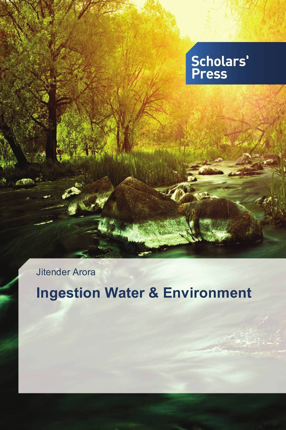 Ingestion Water & Environment the reader