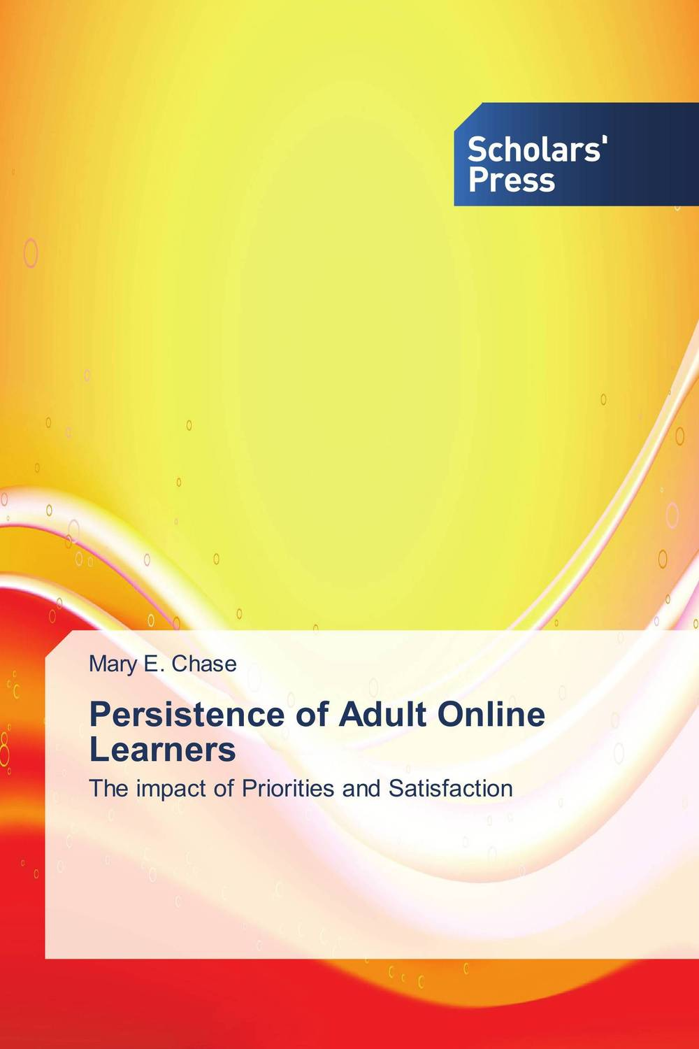 Persistence of Adult Online Learners the salmon who dared to leap higher