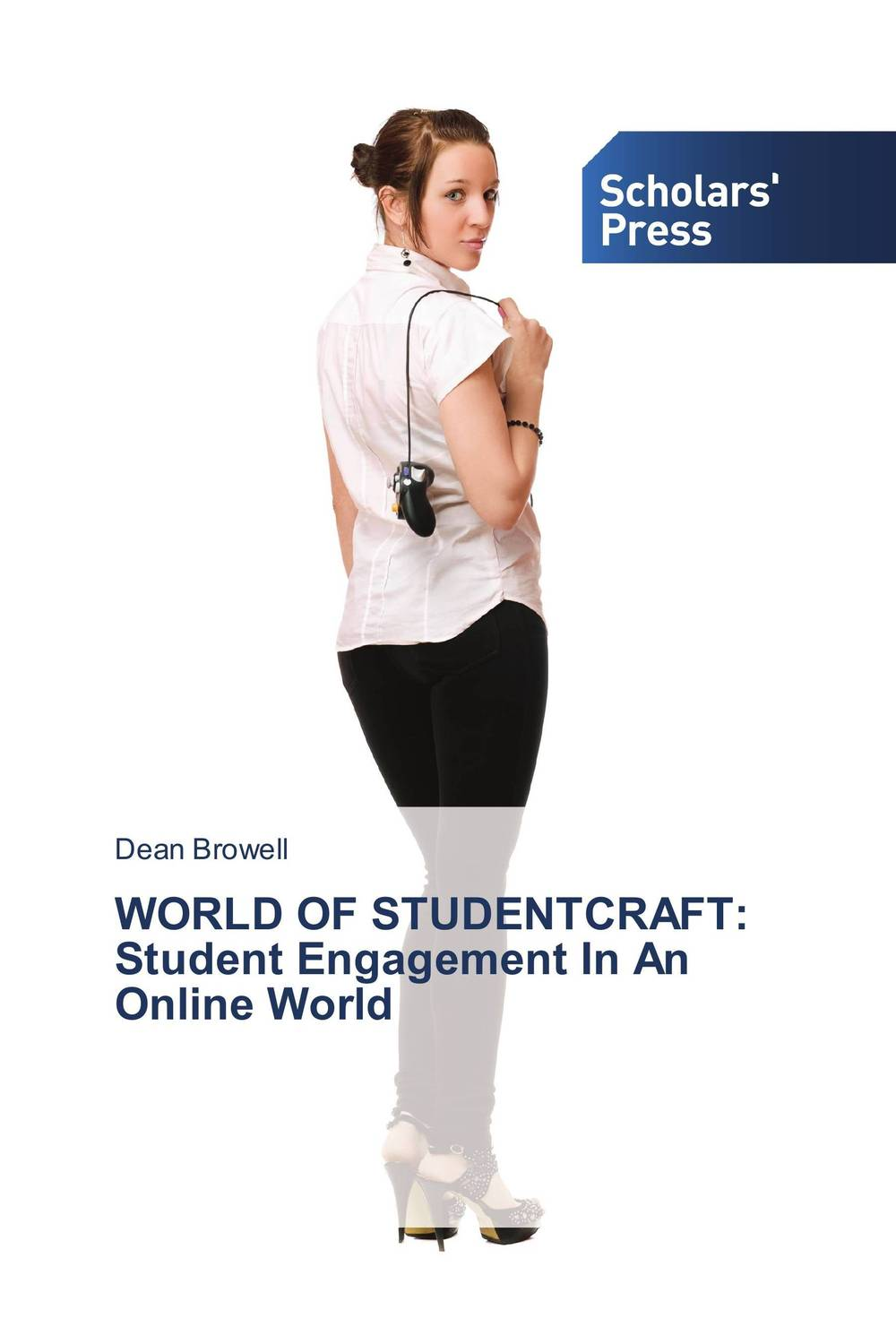 WORLD OF STUDENTCRAFT: Student Engagement In An Online World found in brooklyn