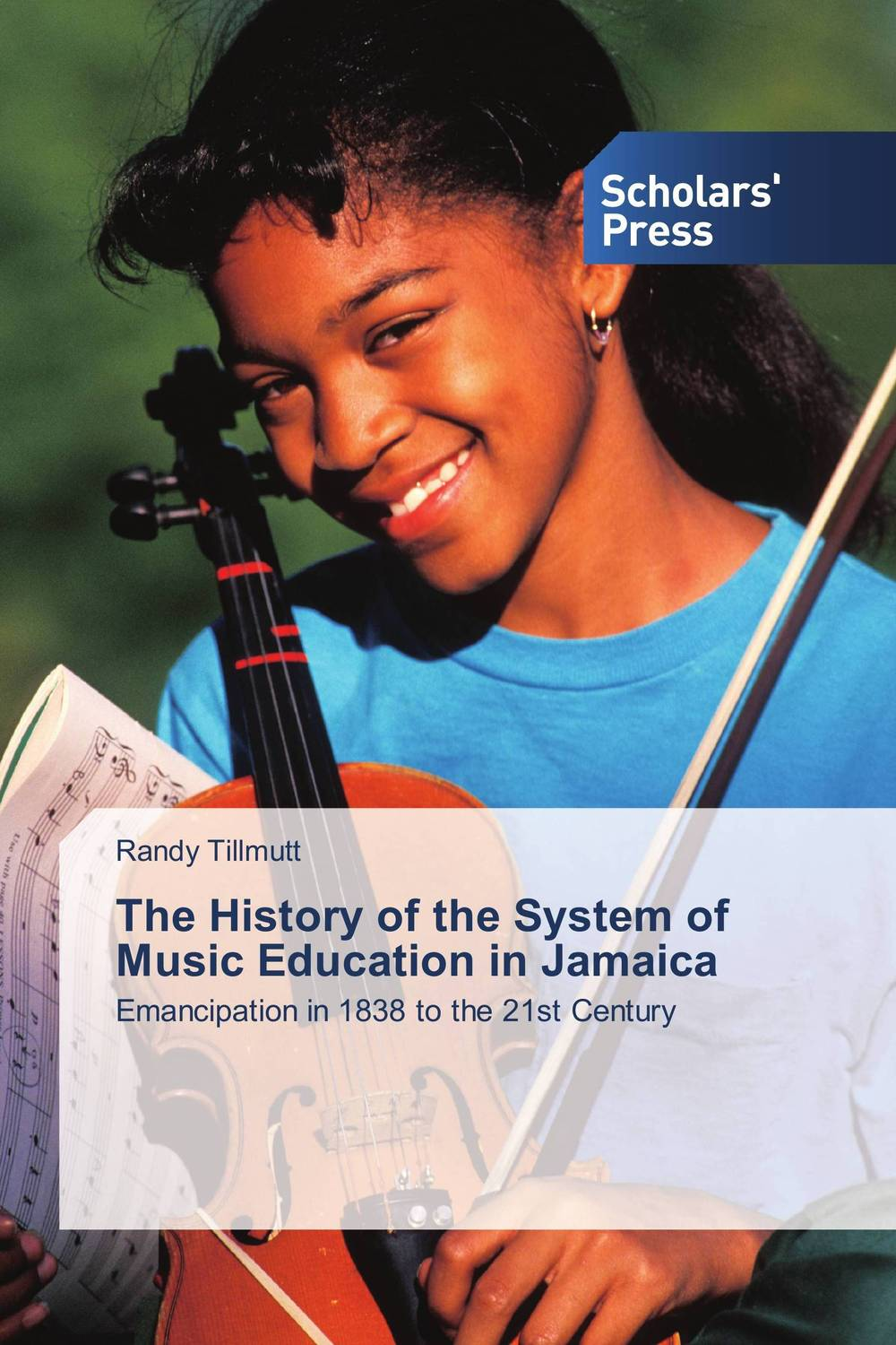 The History of the System of Music Education in Jamaica 1pc 6ed1053 1fg00 0ba0