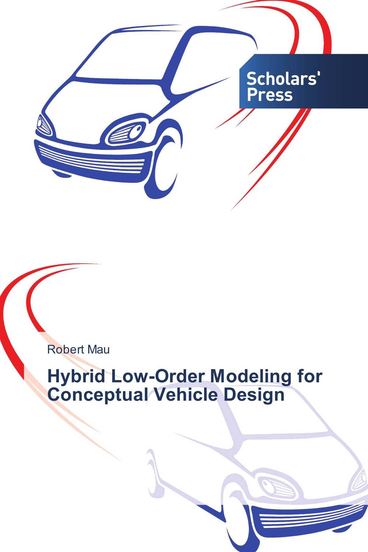 Hybrid Low-Order Modeling for Conceptual Vehicle Design