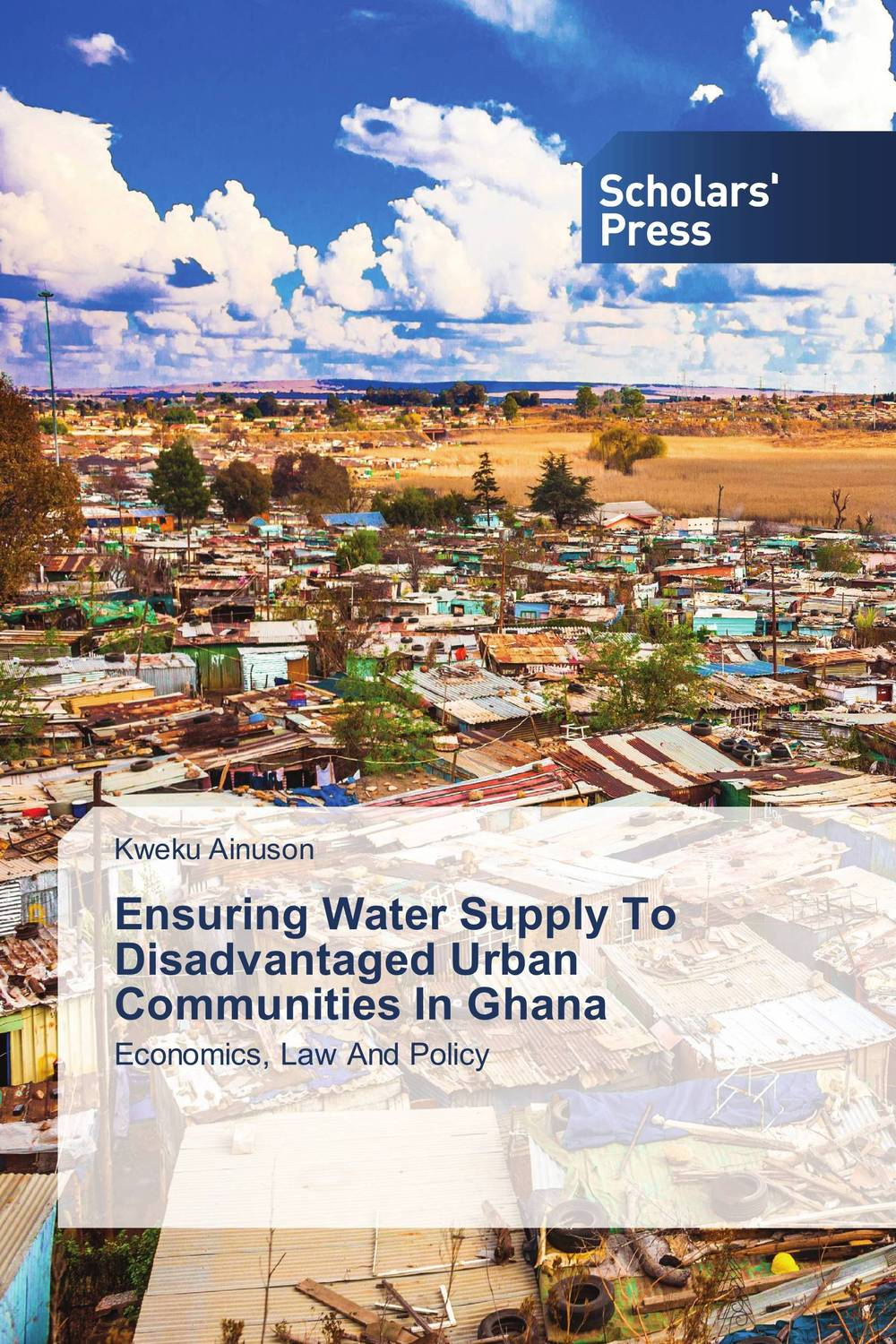 Ensuring Water Supply To Disadvantaged Urban Communities In Ghana public parks – the key to livable communities