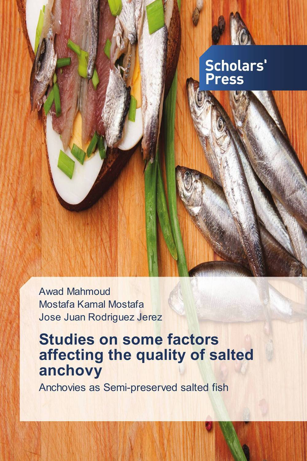 Studies on some factors affecting the quality of salted anchovy? ravindra kumar jain nod factors and nodulation process by rhizobia in cicer arietinum