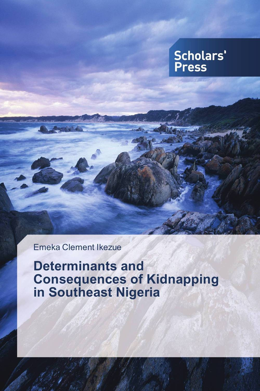 Determinants and Consequences of Kidnapping in Southeast Nigeria assessment of the performance of police in crime control in nigeria