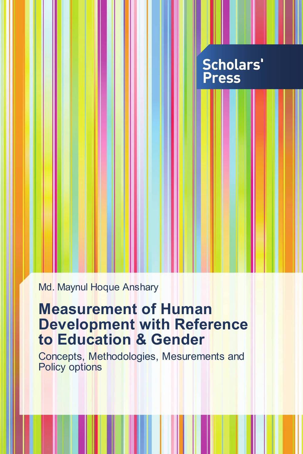 Measurement of Human Development with Reference to Education & Gender peace education at the national university of rwanda