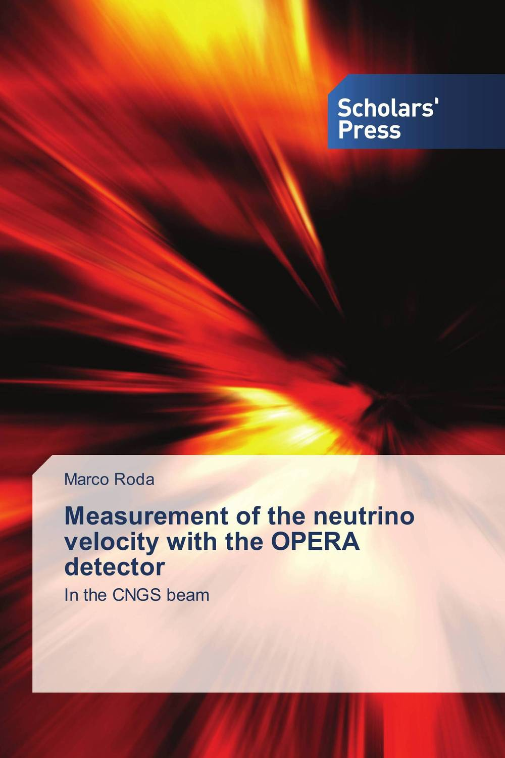 Measurement of the neutrino velocity with the OPERA detector the counterlife