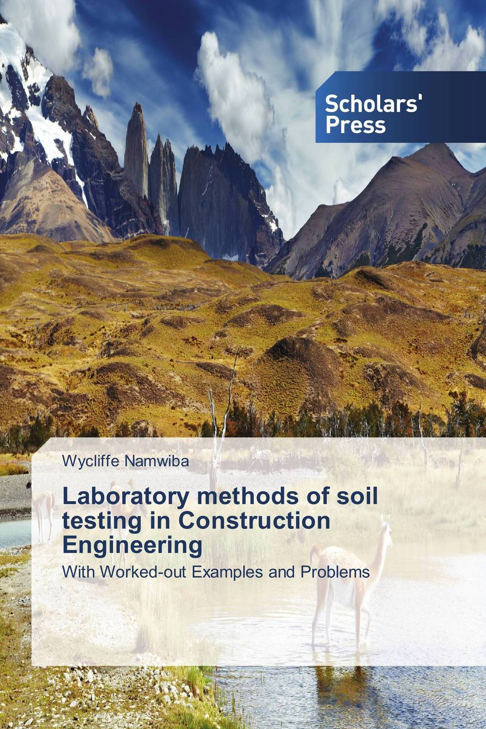 Laboratory methods of soil testing in Construction Engineering belousov a security features of banknotes and other documents methods of authentication manual денежные билеты бланки ценных бумаг и документов