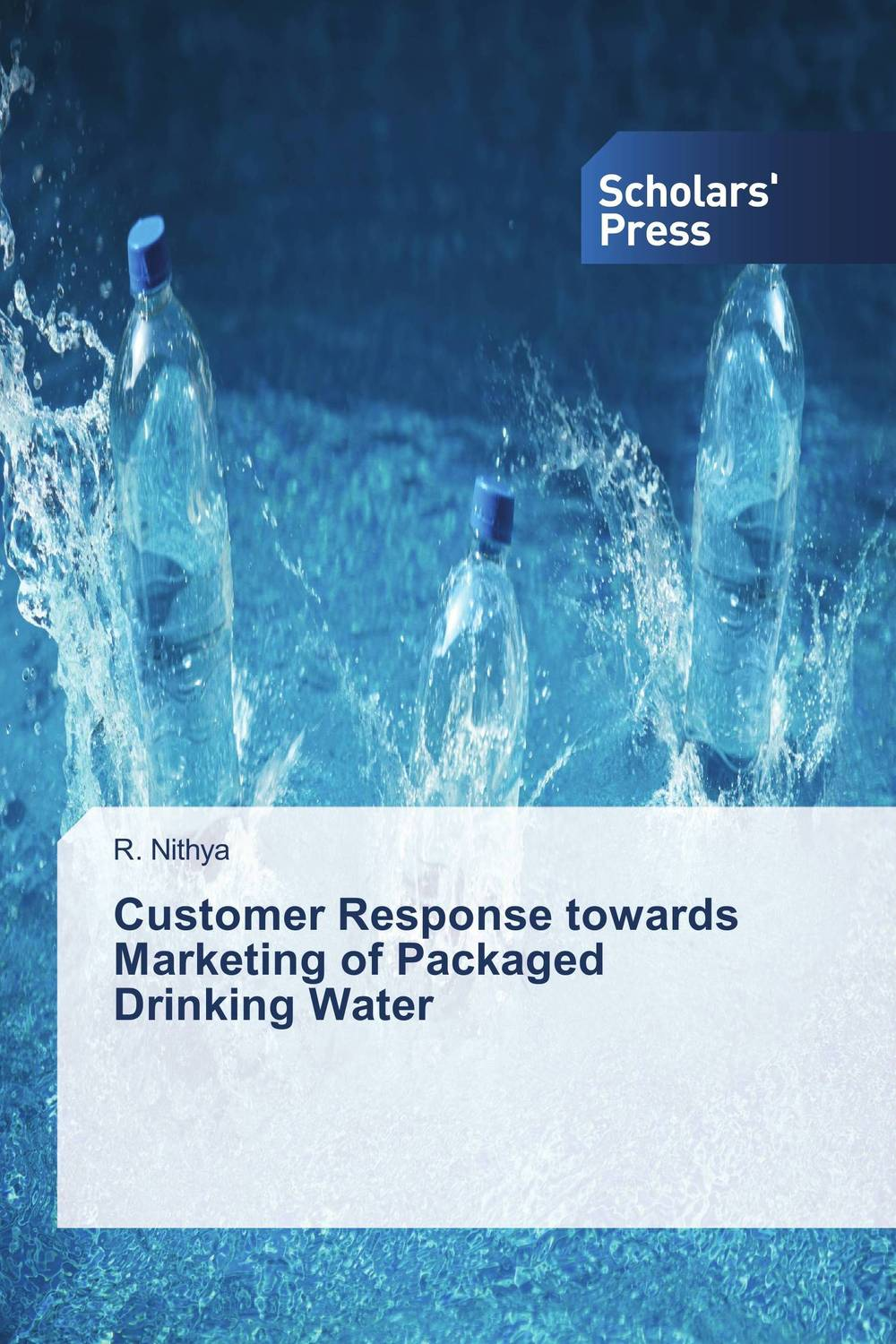 Customer Response towards Marketing of Packaged Drinking Water bride of the water god v 3
