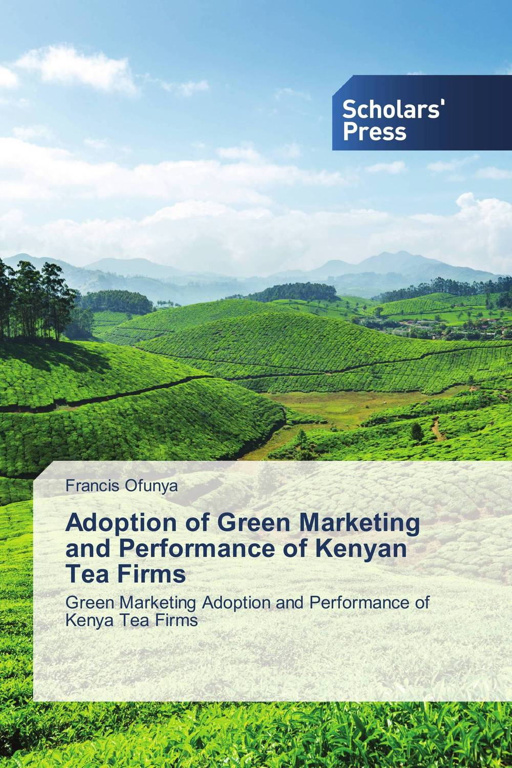 Adoption of Green Marketing and Performance of Kenyan Tea Firms women entrepreneurship in kenya s firms a demographic perspective