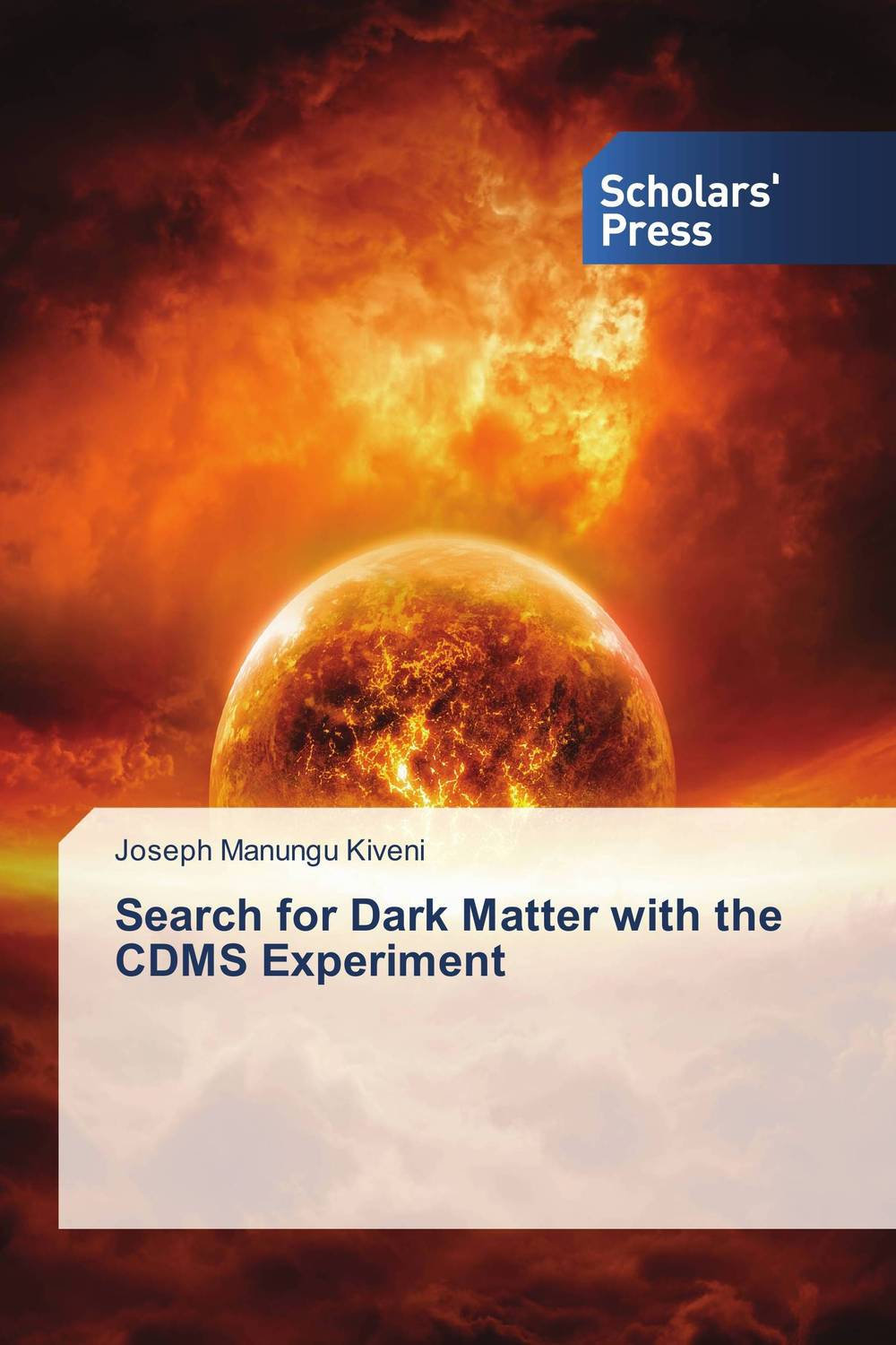 Search for Dark Matter with the CDMS Experiment the poor in search of shelter