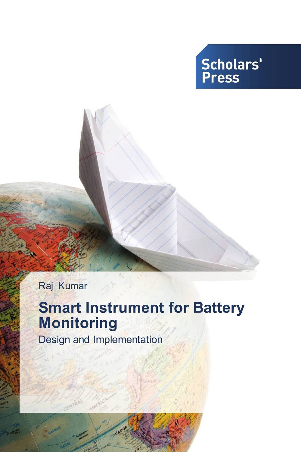 Smart Instrument for Battery Monitoring