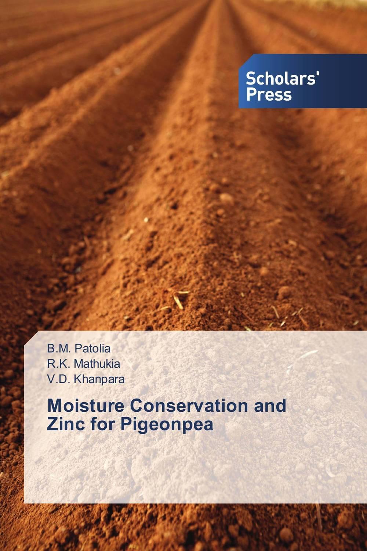 Moisture Conservation and Zinc for Pigeonpea sutapa dutta nagendra kumar singh and tapas kumar bandyopadhyay transcriptome sequencing in pigeonpea [cajanus cajan l millsp ]