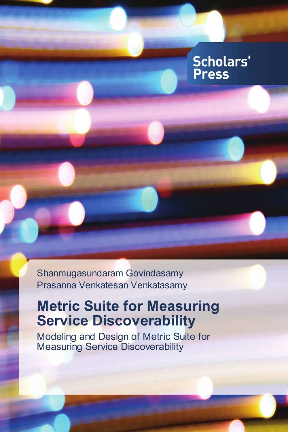 Metric Suite for Measuring Service Discoverability eric marks a service oriented architecture soa governance for the services driven enterprise