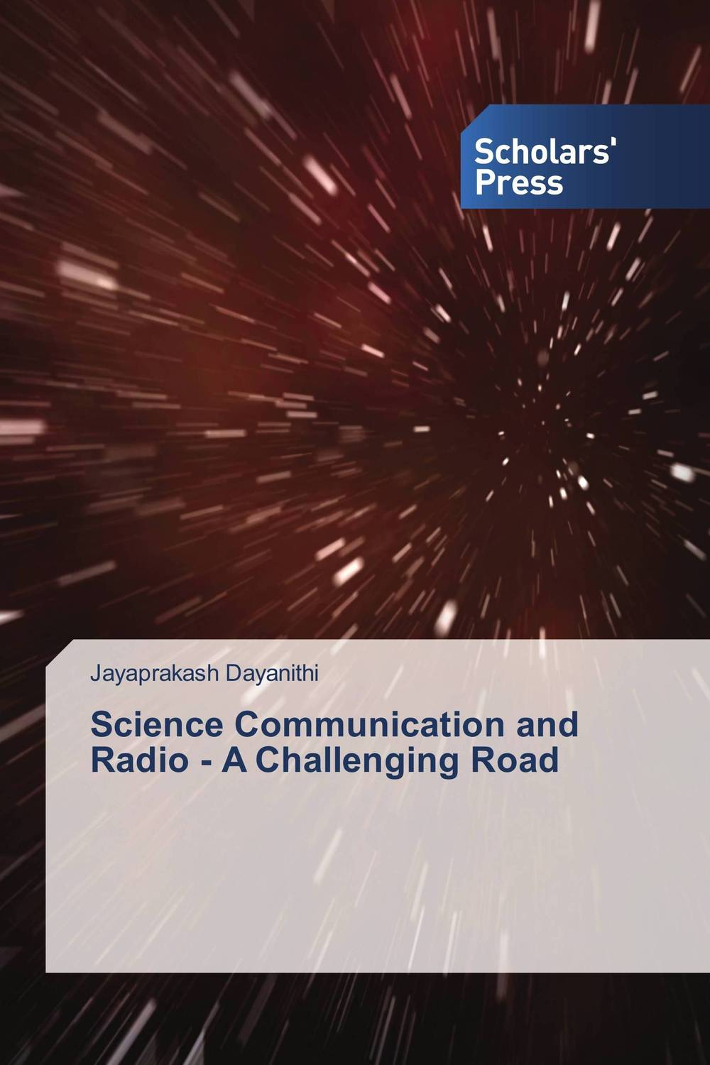Science Communication and Radio - A Challenging Road norman god that limps – science and technology i n the eighties