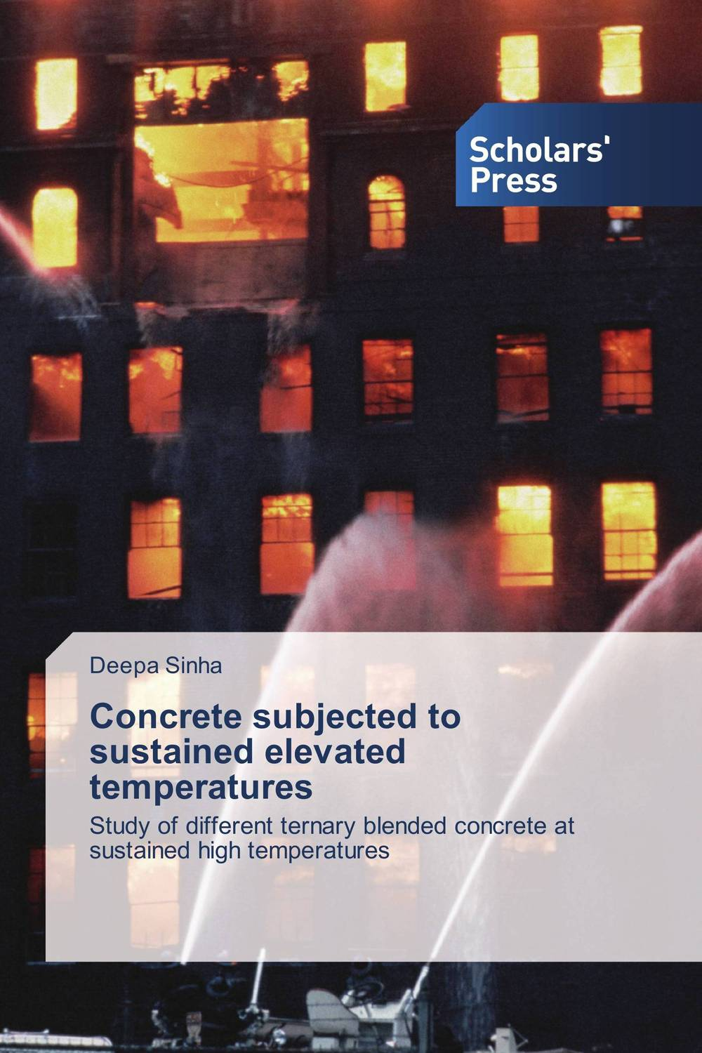 Concrete subjected to sustained elevated temperatures the influence of fire and elevated temperature on nec hsc and uhsc