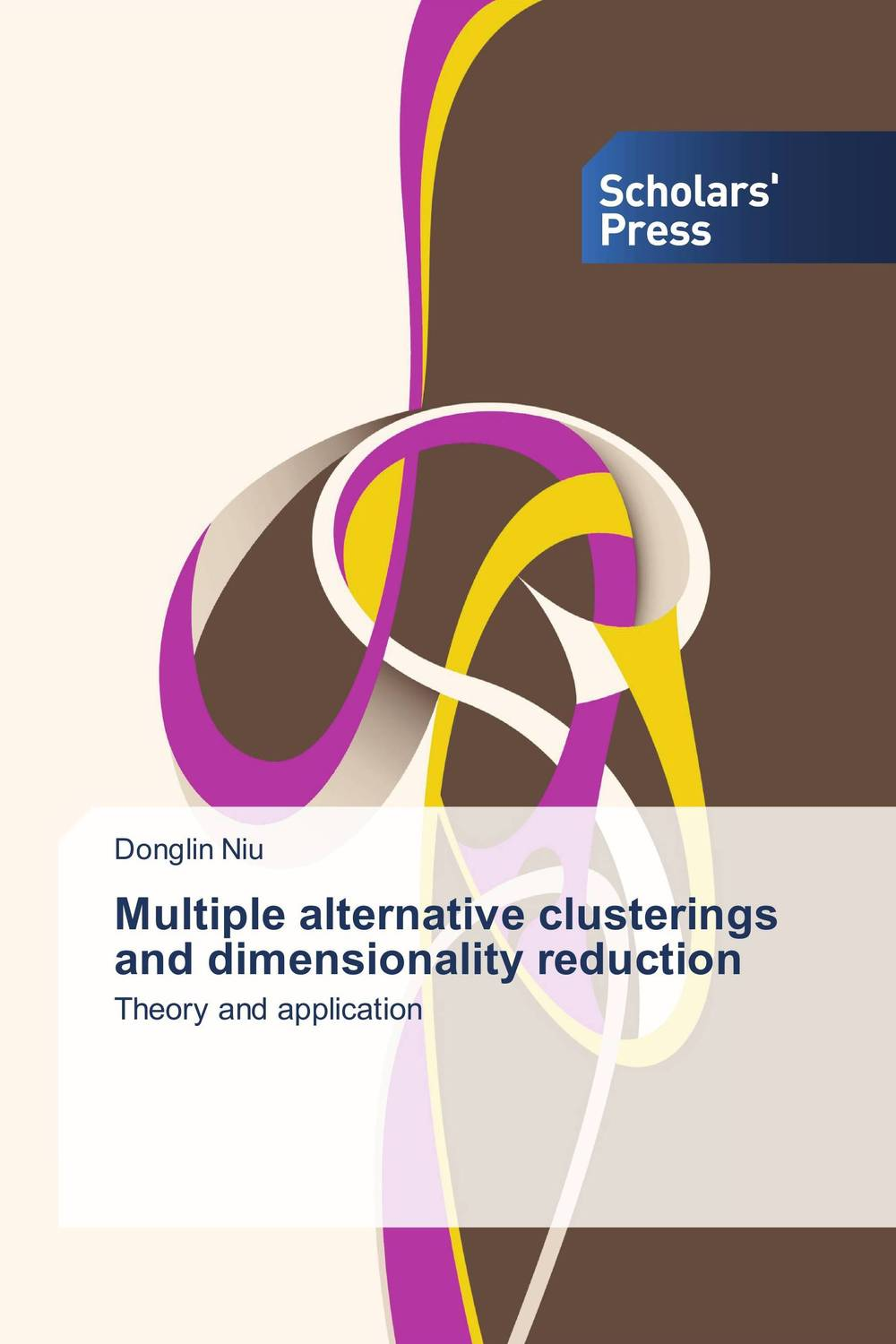 Multiple alternative clusterings and dimensionality reduction clustering and optimization based image segmentation techniques