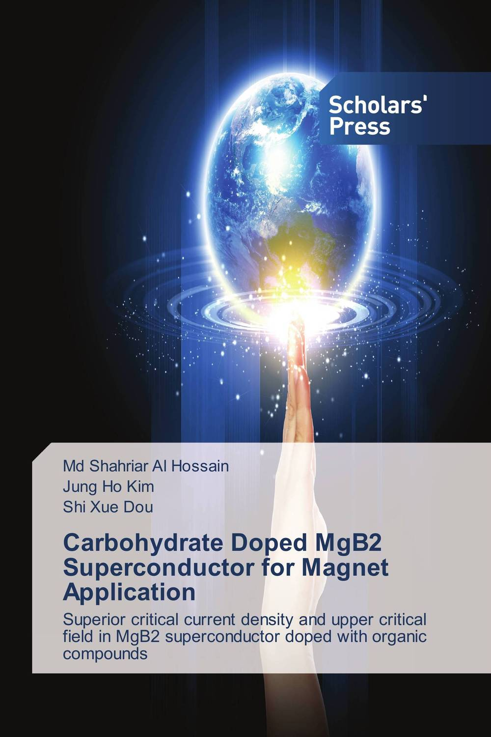 Carbohydrate Doped MgB2 Superconductor for Magnet Application carbohydrate doped mgb2 superconductor for magnet application