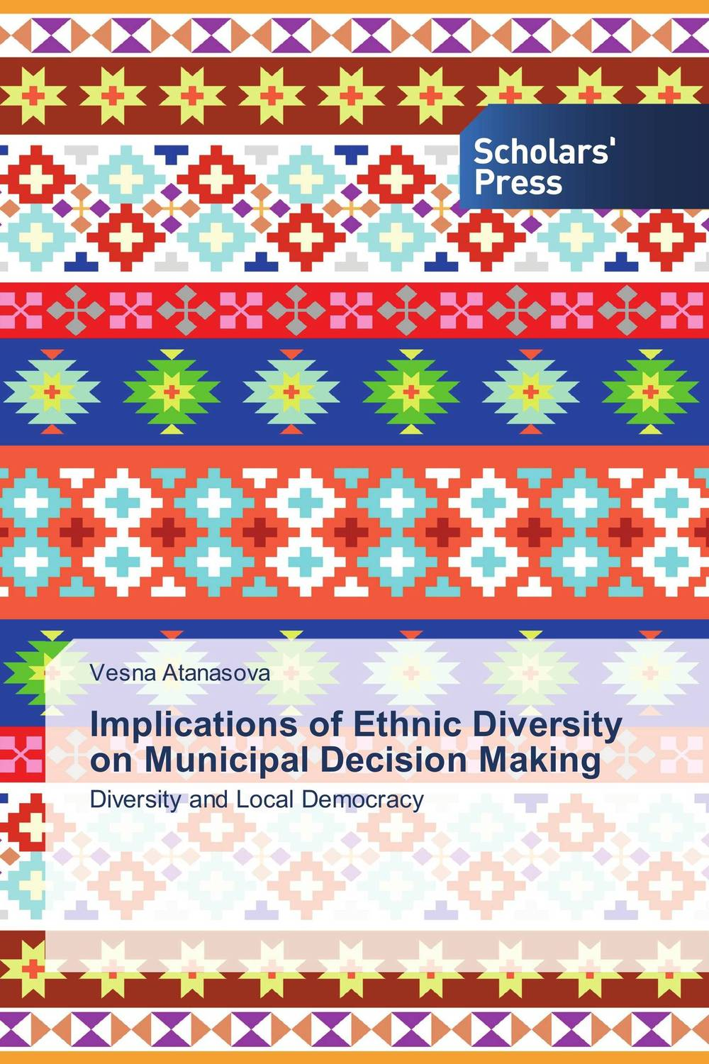Implications of Ethnic Diversity on Municipal Decision Making the integration of ethnic kazakh oralmans into kazakh society