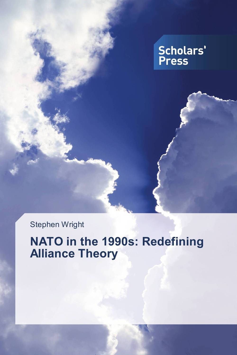 NATO in the 1990s: Redefining Alliance Theory