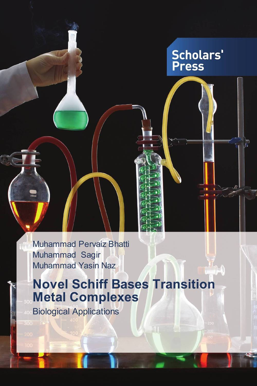 Novel Schiff Bases Transition Metal Complexes omar al obaidi transition metal complexes