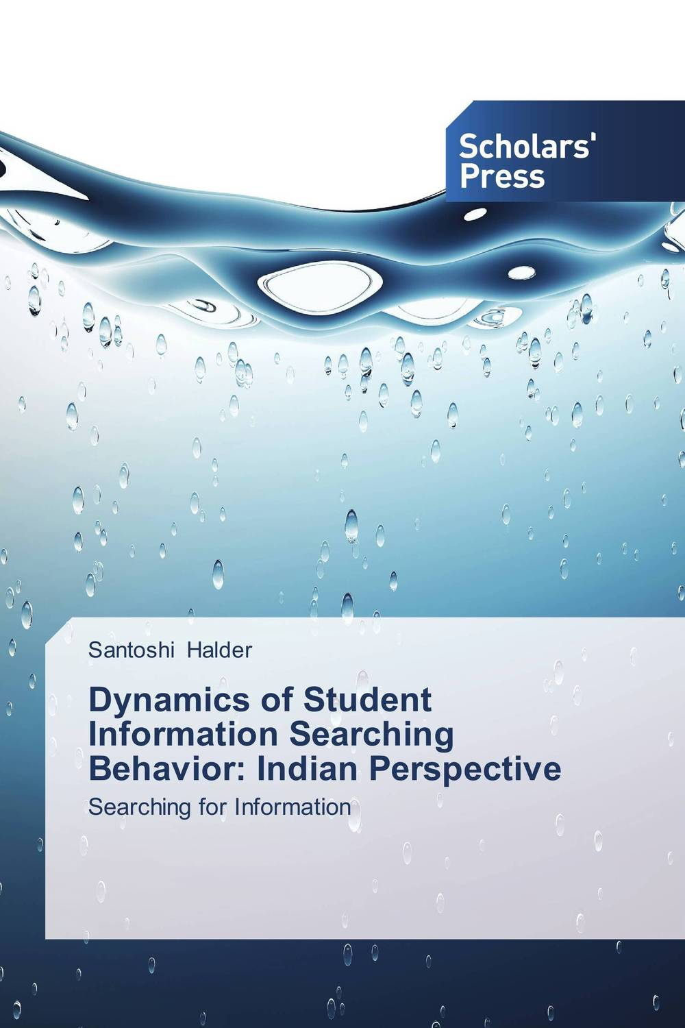 Фото Dynamics of Student Information Searching Behavior: Indian Perspective the power of identity the information age economy society and culture volume ii