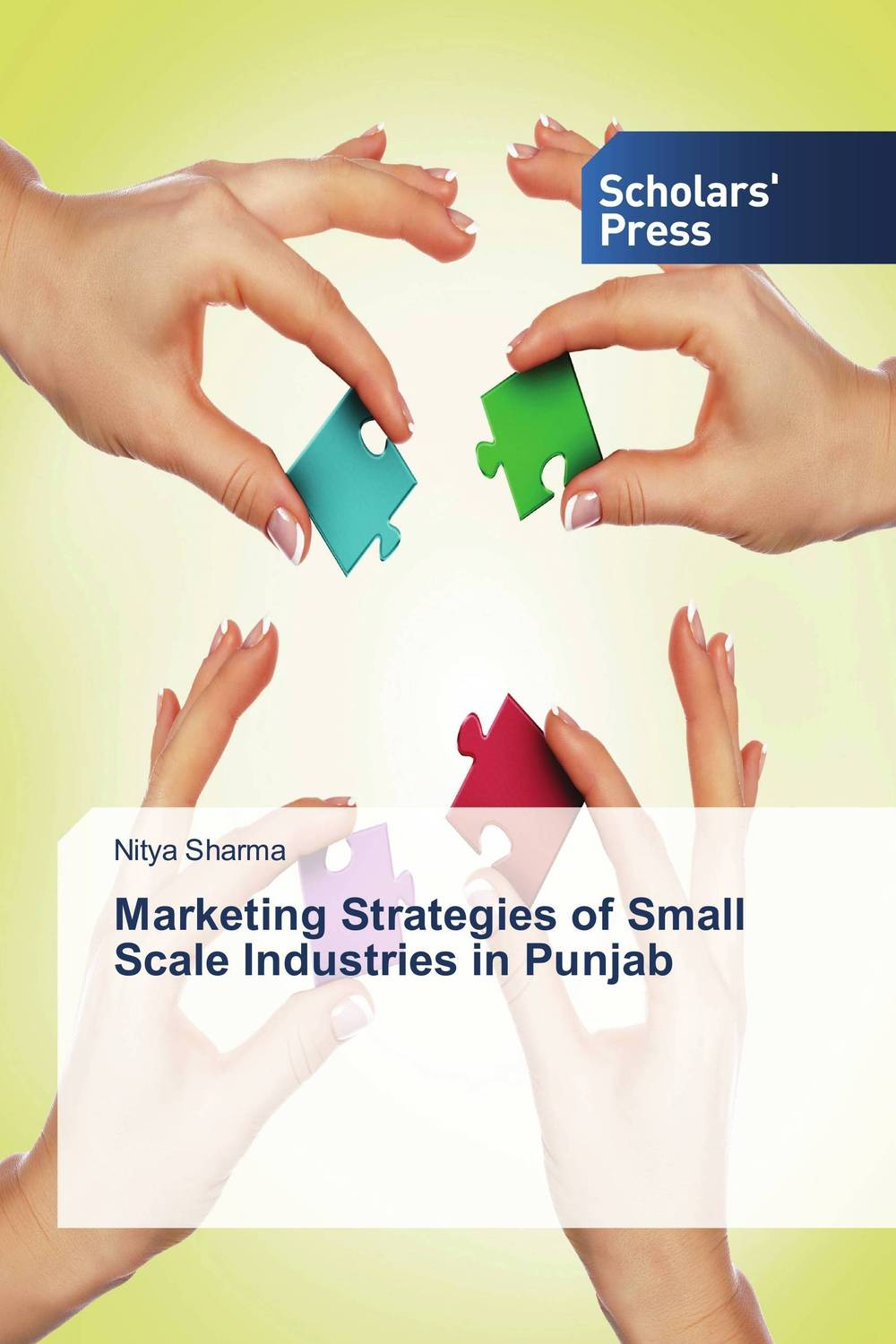 Marketing Strategies of Small Scale Industries in Punjab fayaz bhat an economic analysis of small scale industrial sector in j