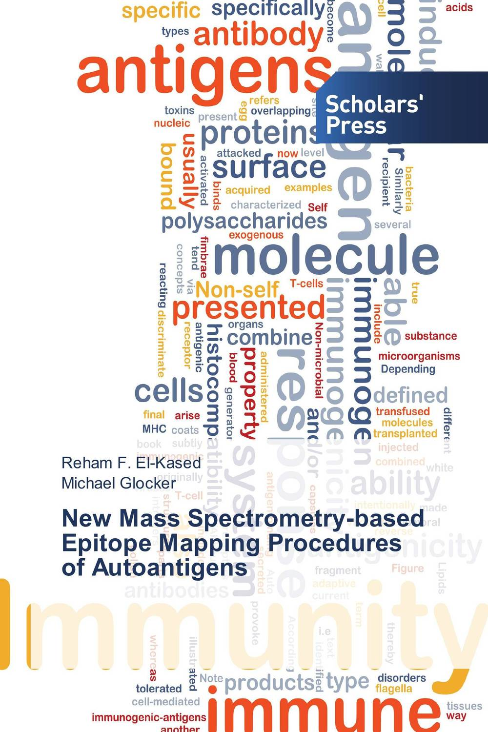 New Mass Spectrometry-based Epitope Mapping Procedures of Autoantigens the autoimmune diseases