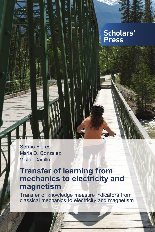 Transfer of learning from mechanics to electricity and magnetism чехол для планшета it baggage для memo pad 8 me581 черный itasme581 1 itasme581 1