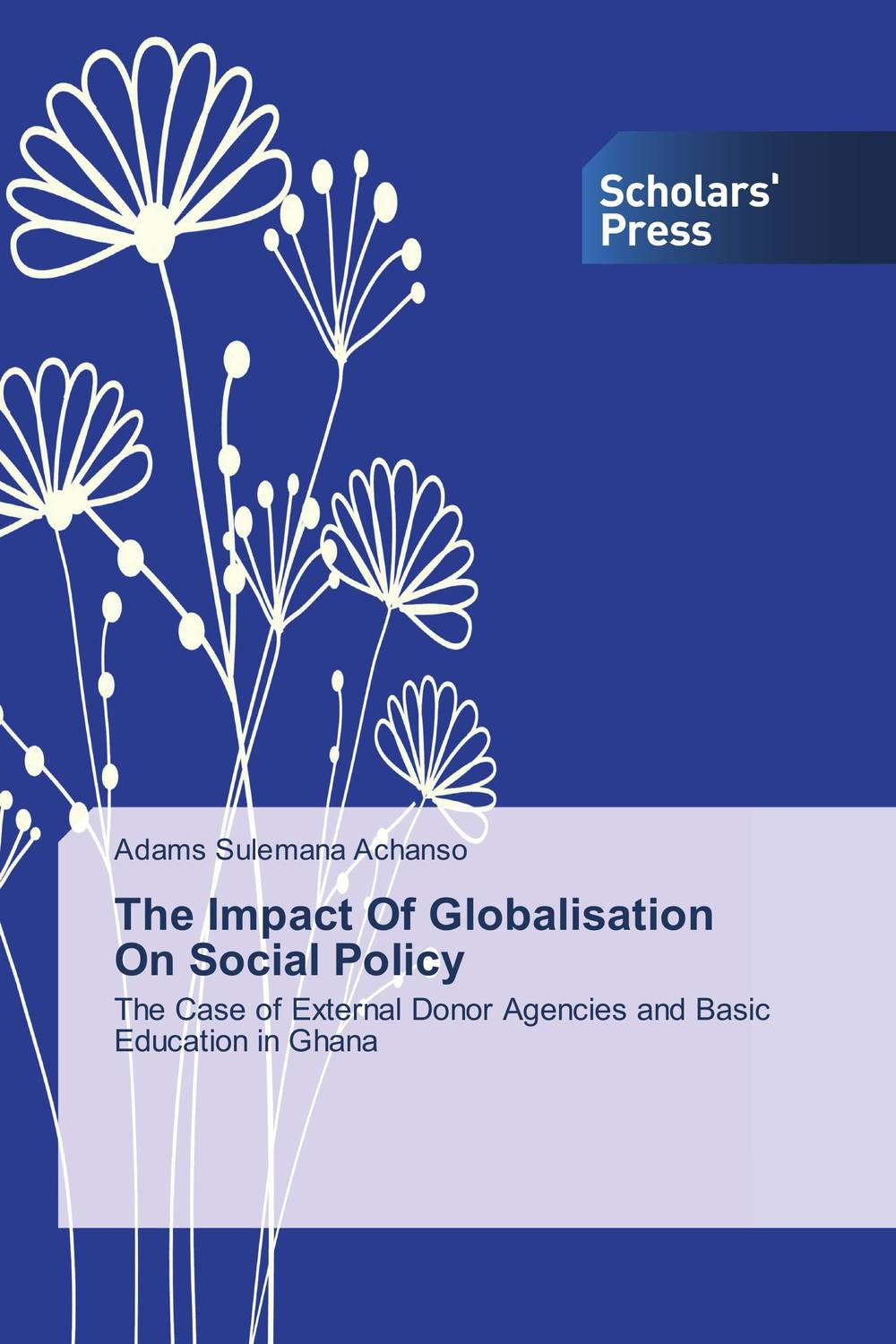 The Impact Of Globalisation On Social Policy tinashe nyatoro the impact of aid dependence on social development