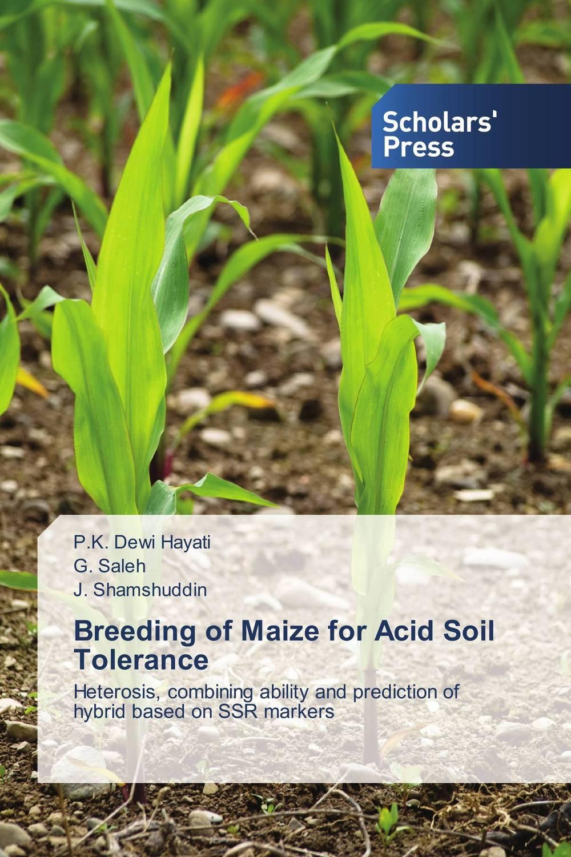 Breeding of Maize for Acid Soil Tolerance rakesh kumar dubey and hari har ram bottlegourd breeding