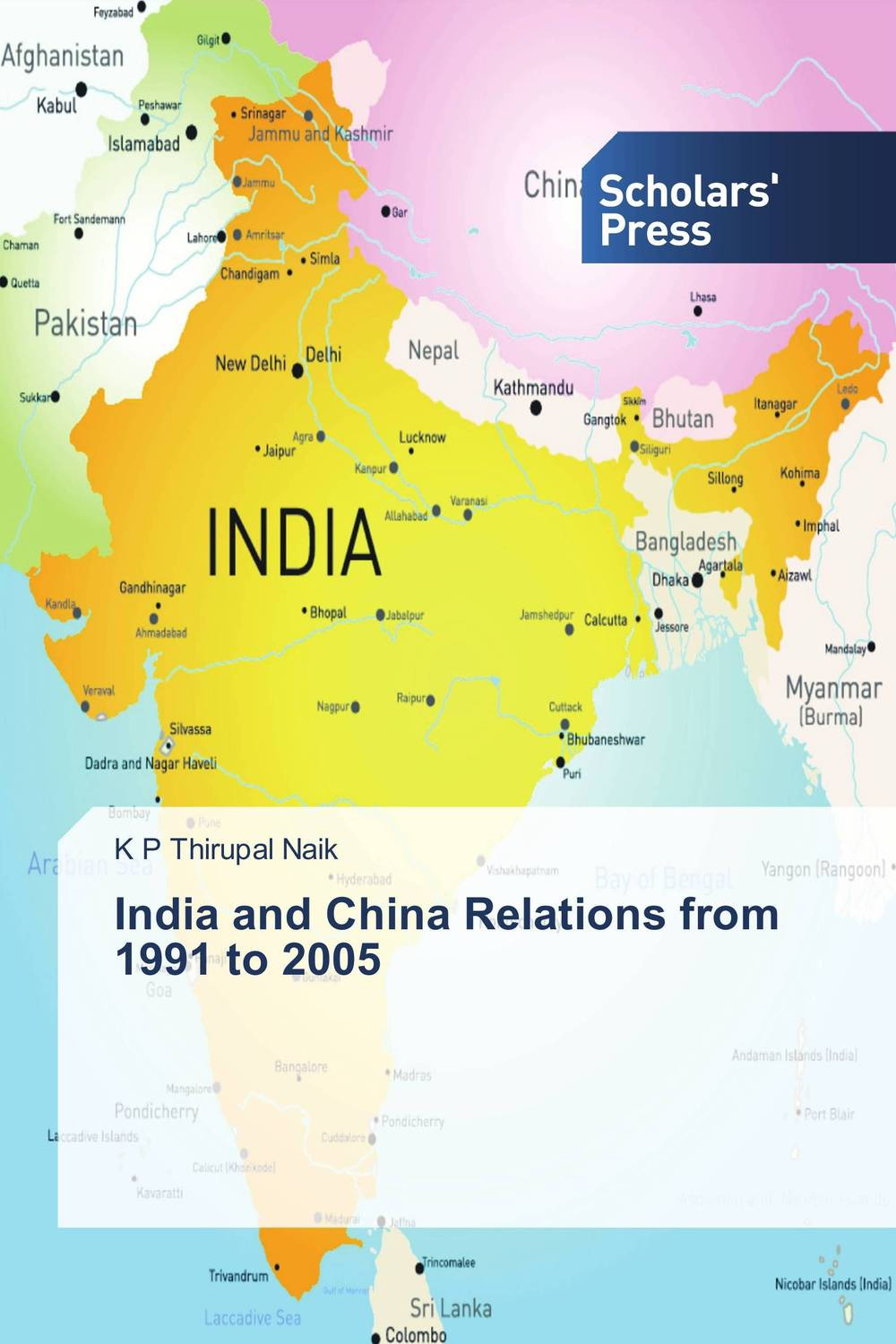 India and China Relations from 1991 to 2005 пластиковые щипцы tony and india sm 22 150mm