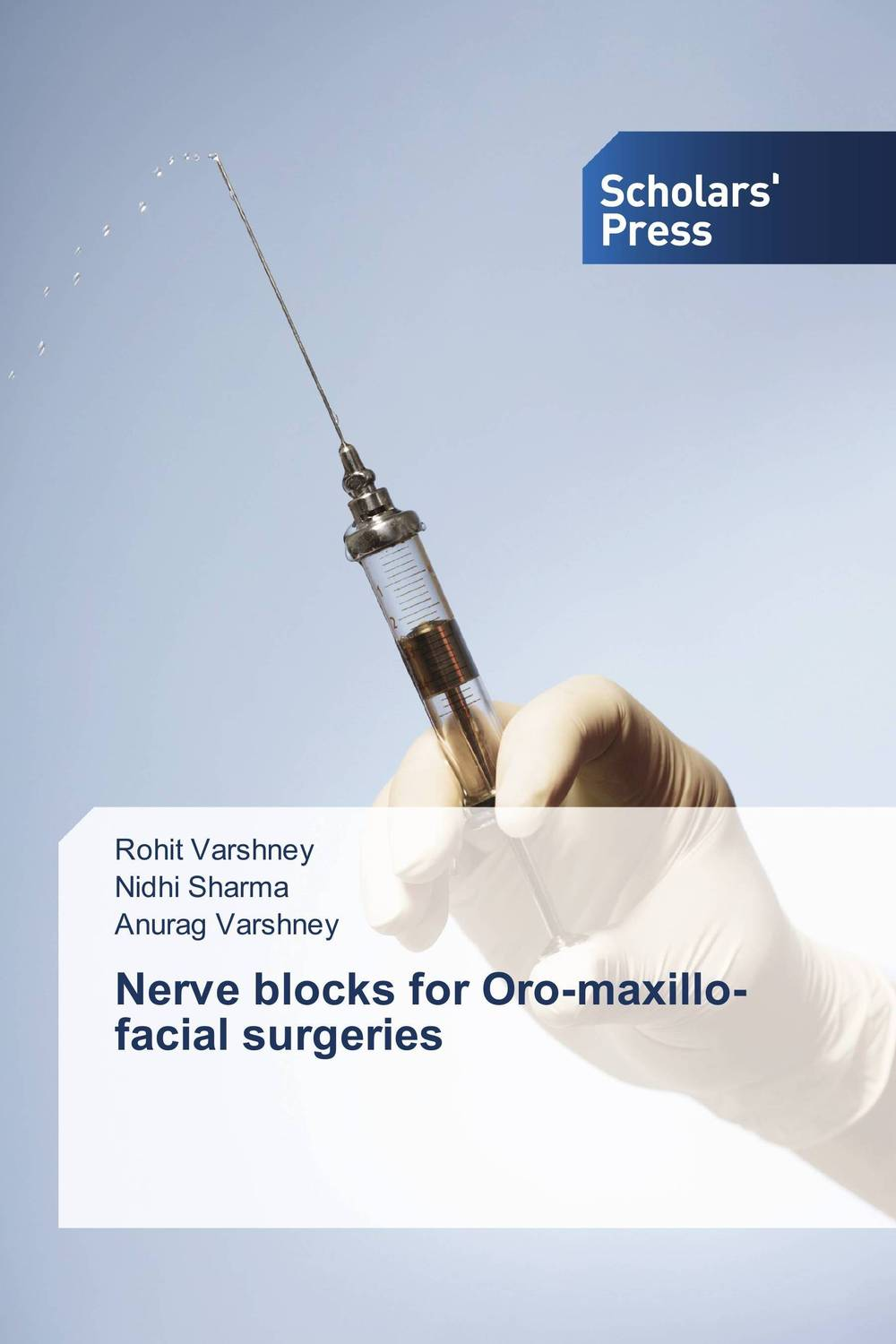 Nerve blocks for Oro-maxillo-facial surgeries neuralgias of the orofacial region