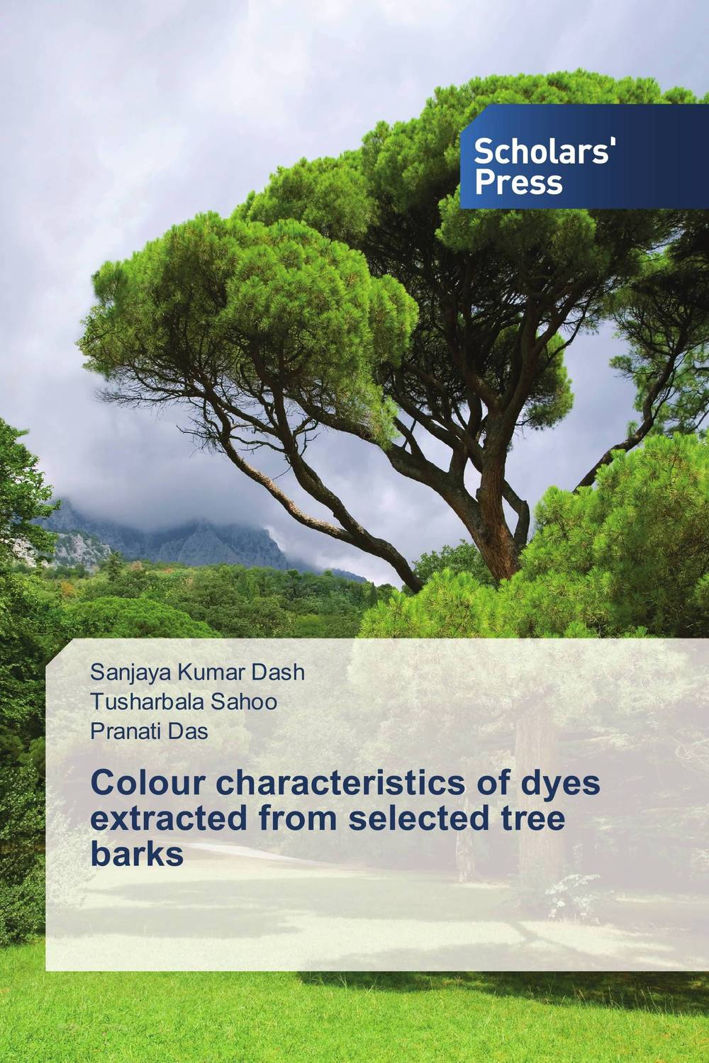Colour characteristics of dyes extracted from selected tree barks eco friendly dyeing of silk with natural dye