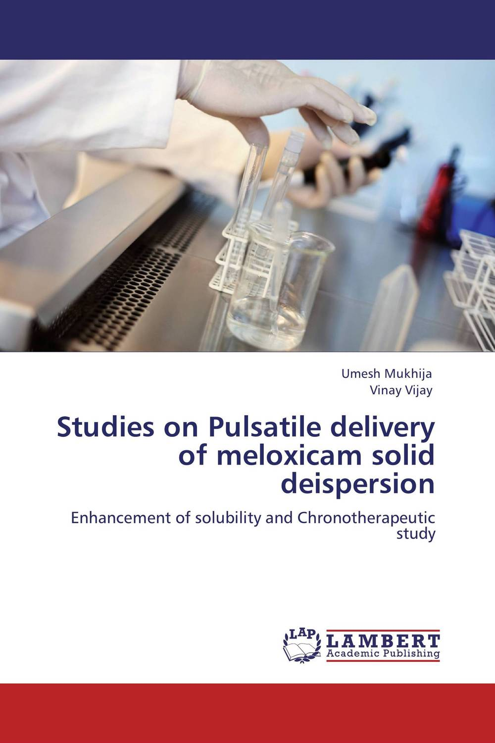 Studies on Pulsatile delivery of meloxicam solid deispersion evaluation of aqueous solubility of hydroxamic acids by pls modelling