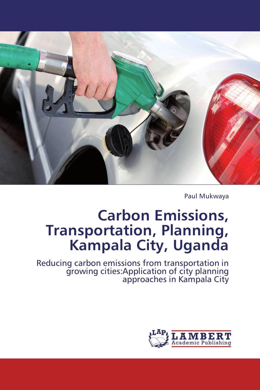 Carbon Emissions, Transportation, Planning, Kampala City, Uganda optimal and efficient motion planning of redundant robot manipulators
