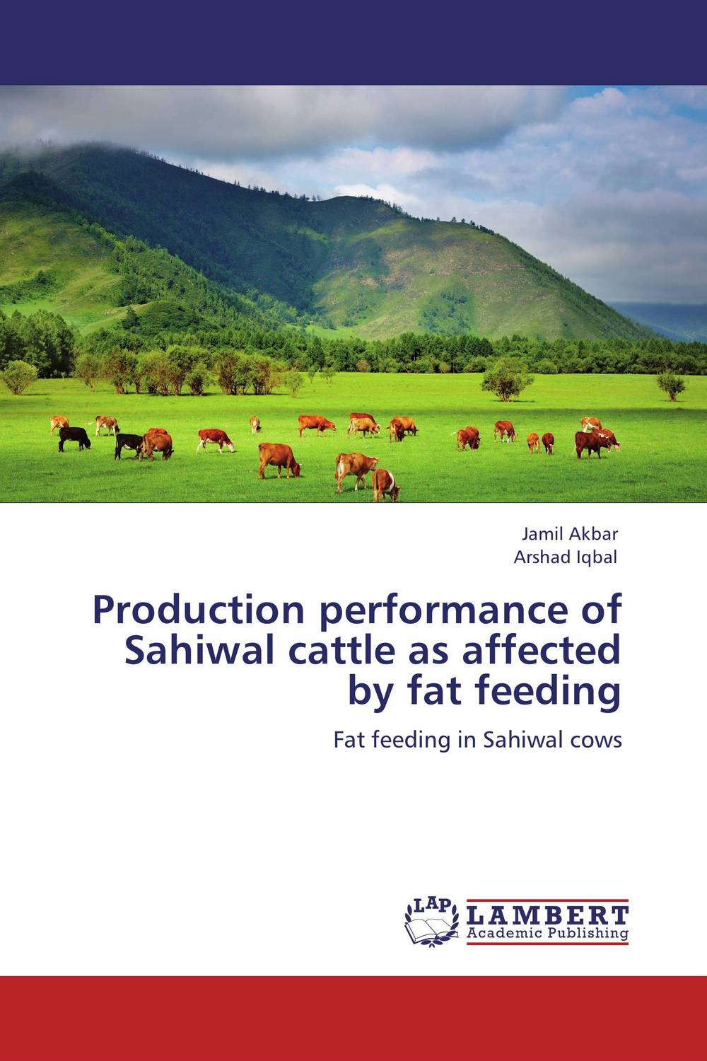 Production performance of Sahiwal cattle as affected by fat feeding current fertility status in cattle of mini dairy farms