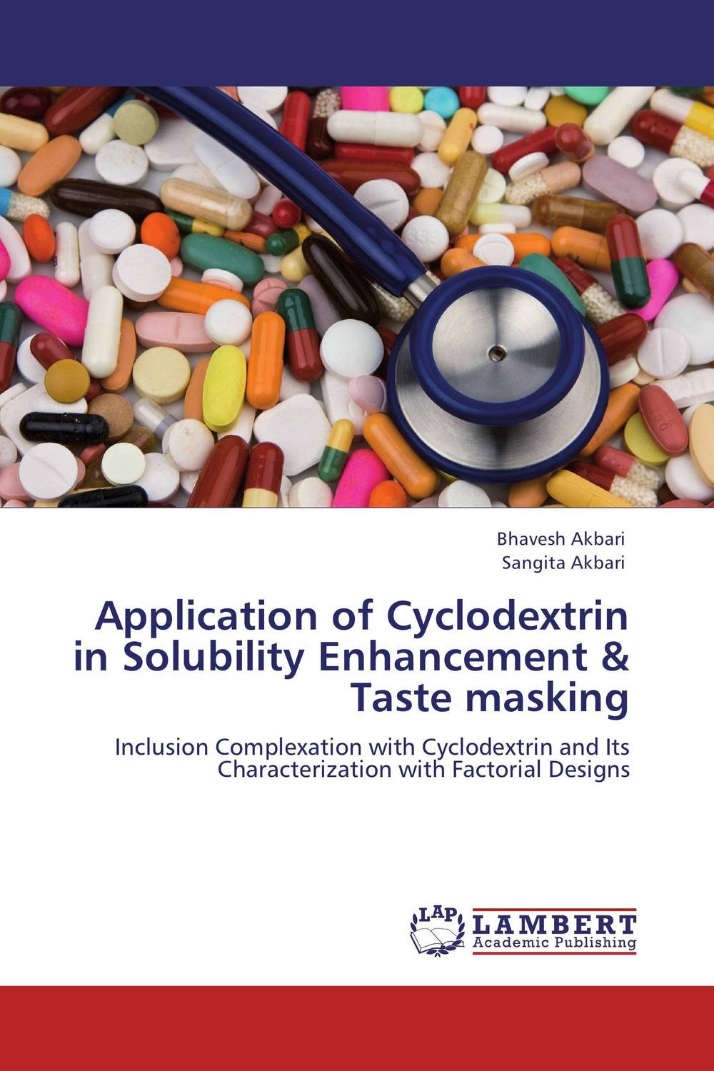 Application of Cyclodextrin in Solubility Enhancement & Taste masking