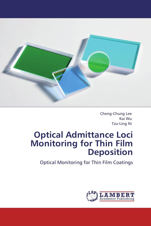 Optical Admittance Loci Monitoring for Thin Film Deposition genius loci