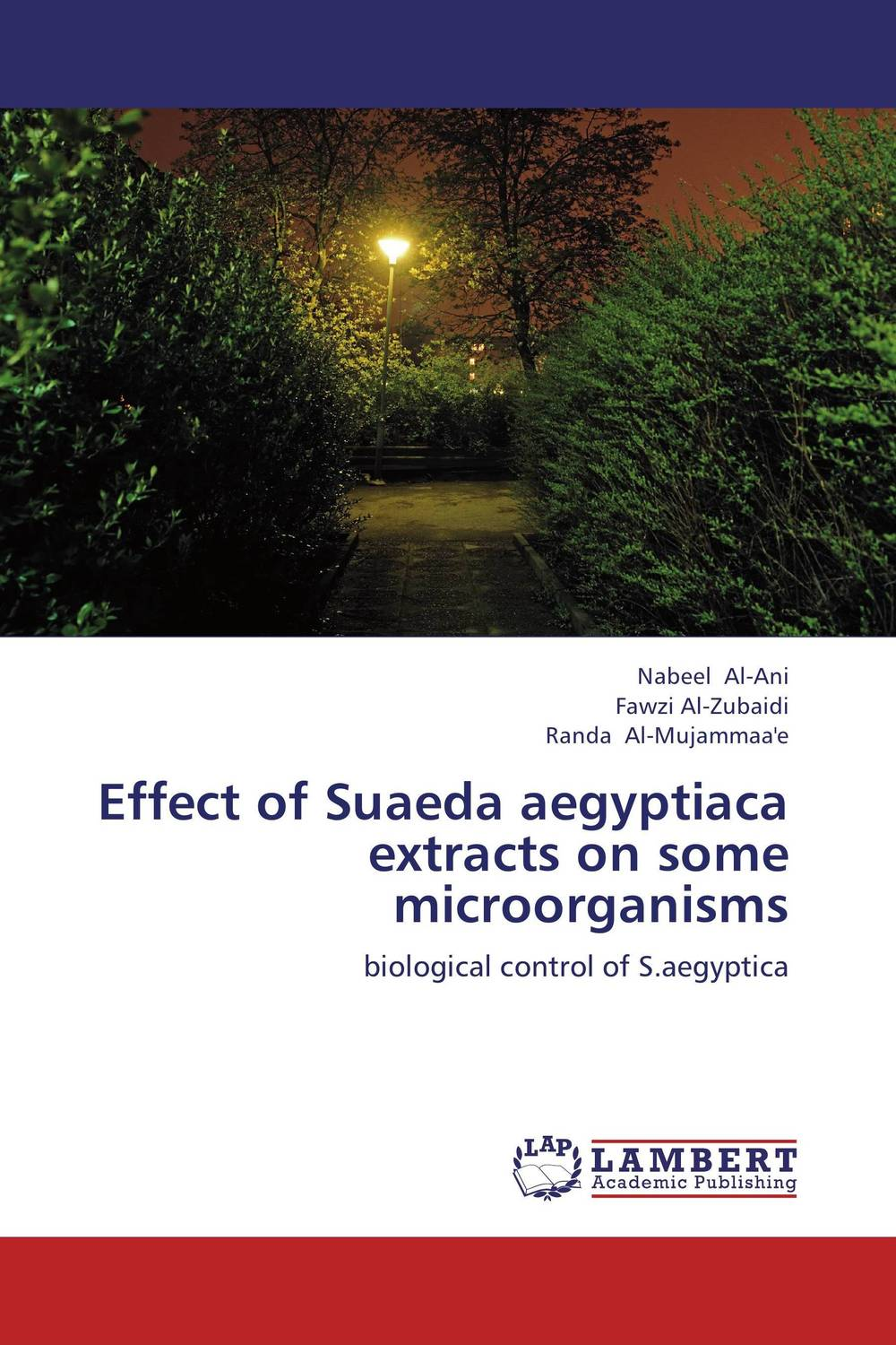 Effect of Suaeda aegyptiaca extracts on some microorganisms functional capacity of mango leave extracts