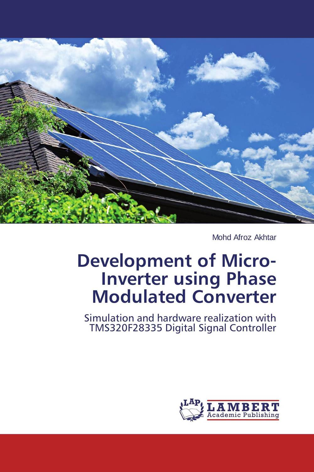 Development of Micro-Inverter using Phase Modulated Converter купить