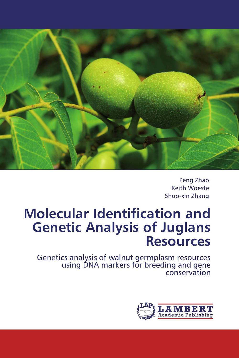 Molecular Identification and Genetic Analysis of Juglans Resources abhijeet singh seema ahuja and devendra jain screening molecular identification enzyme production of thermophiles