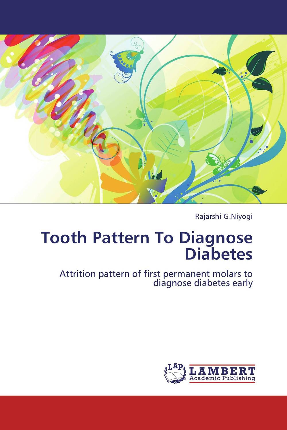 Tooth Pattern To Diagnose Diabetes